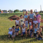 Районная акция «Дворы для детворы»
